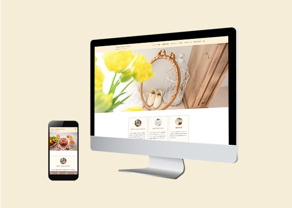 chipu photo salon様の起業サポートデザイン